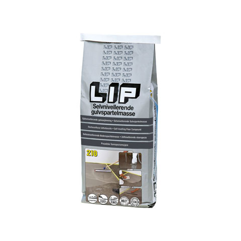 LIP 210 Vloerspecie - 000-540