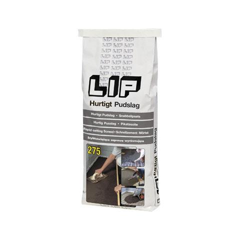 LIP 275 Snelhardende Pleisterlaag - 000-610