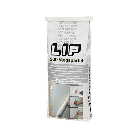 LIP 300 Cementgebonden stucmortel - 000-650